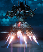 Airbuster from FFVII Remake Enemy Intel