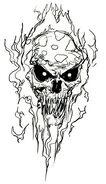 Amano Skull