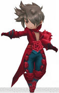 BS Tiz Red Mage