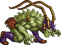 FF4PSP Ifrit Battle