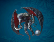 FFD2 Wrieg Gargoyle Art