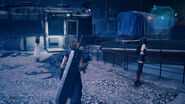 FFVIIR Train Graveyard Exploration