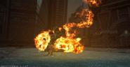FFXIV Flamethrower