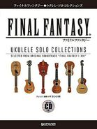 Final Fantasy Ukulele Solo Collections
