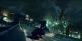 Midgar Expressway artwork 1 for Final Fantasy VII Remake
