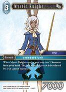 Mystic Knight 5-047C from FFTCG Opus
