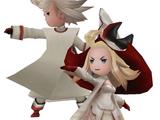 White Mage (Bravely Default)