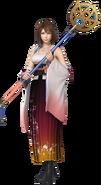 DFFNT Yuna Costume 01-C