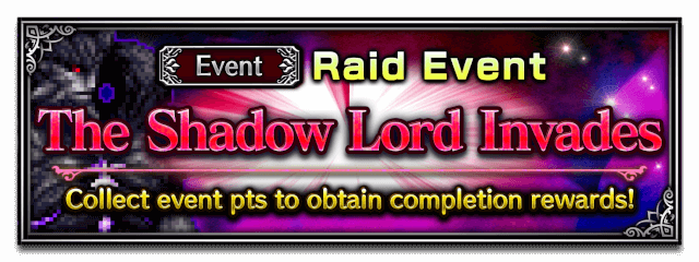 The Shadow Lord Invades