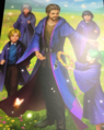 FFBE Fan Festa Mombert and Sages