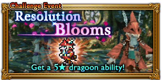 Resolution Blooms