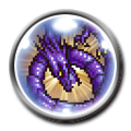 FFRK Summon Shadow Dragon Icon