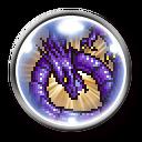 FFRK Summon Shadow Dragon Icon