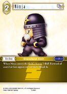 Ninja 3-090C from FFTCG Opus