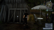 Scraps of Mystery XIII map scrap location from FFXV