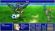 FF4PSP Enemy Ability Beak
