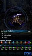 FFBE Veritas of the Dark Analyze