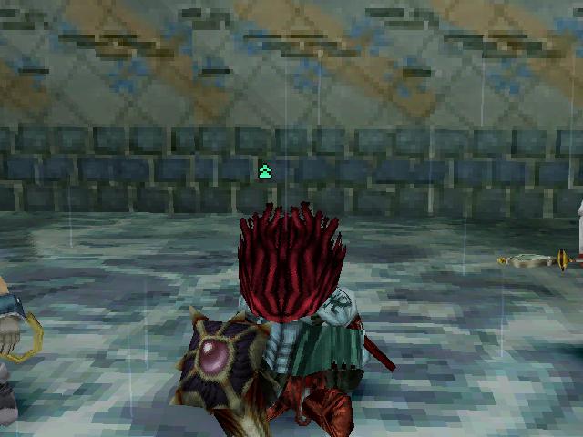 Final Fantasy IX victory poses