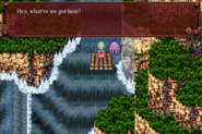 FFVI Android Lethe River Ultros Encounter