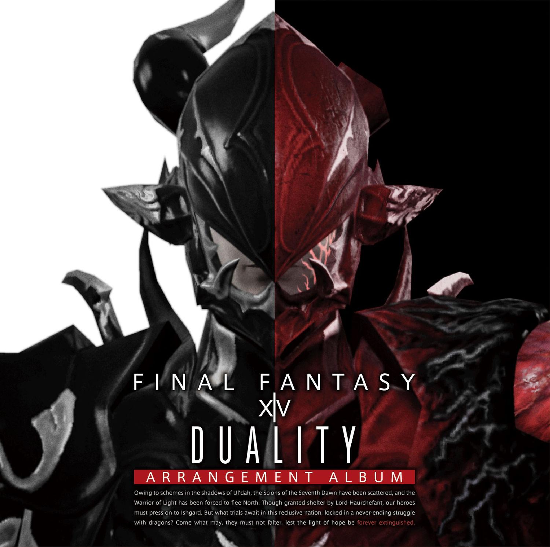 Duality Final Fantasy XIV Arrangement Album