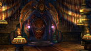 FFX HD Besaid Temple Entrance to Chamber of the Fayth