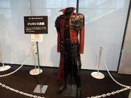 Genesis's Coat Display