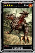 Guardian Cross Cerberus Card