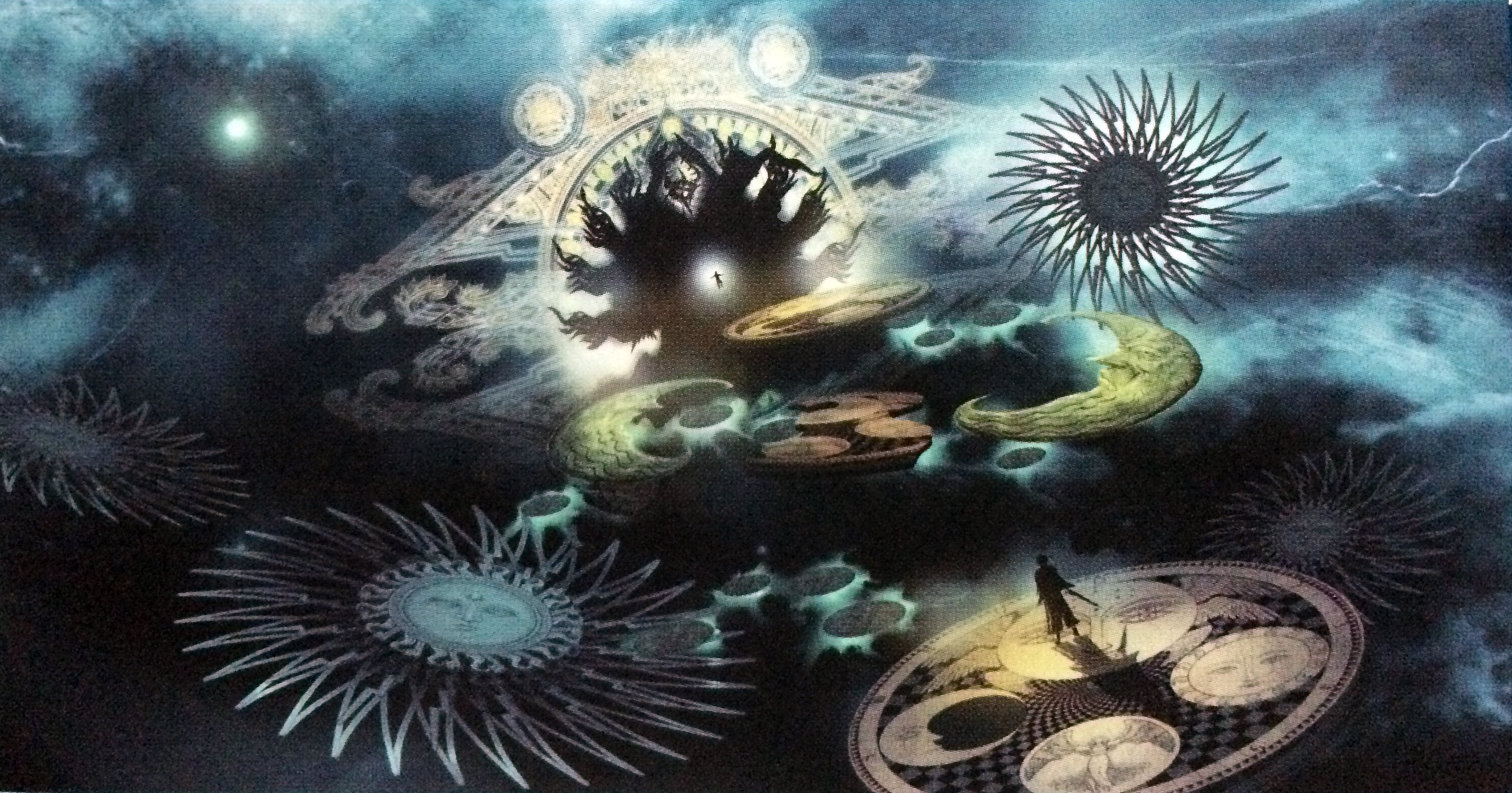 Final Fantasy worlds