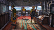 SS Liki Control Room