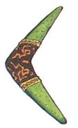Boomerang FFIII Art