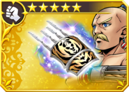 DFFOO Tiger Fangs (IV)