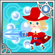 FFAB Enwater - Red Mage (M) R