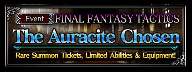 The Auracite Chosen
