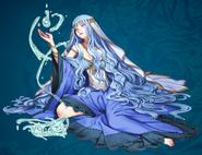 FFDII Aqua Maiden Healara II Signet