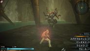 FFType0 - True Gilgamesh jumping and dancing