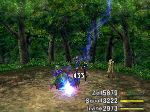 Thunder (Final Fantasy VIII)