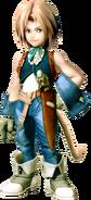 Zidane Tribal character