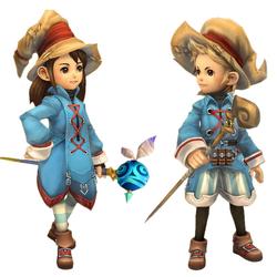Final Fantasy Crystal Chronicles: My Life as a King jobs