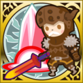 FFAB Sanguine Sword - Goffard Legend SR+