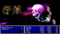 FFII PSP Death All