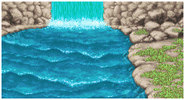 FFI Background Waterfall