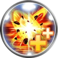 FFRK Hot Steel Icon