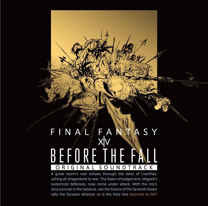 Before the Fall: Final Fantasy XIV Original Soundtrack