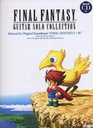 Final Fantasy Guitar Solo Collection I~IX