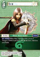 Rem 3-072R from FFTCG Opus