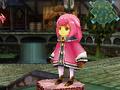 RoF Pink Robe