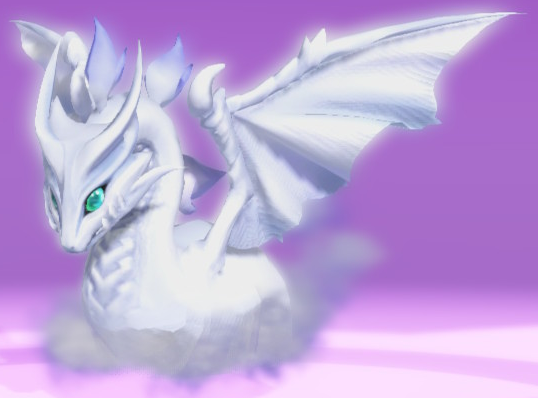 Mist Dragon (World of Final Fantasy)