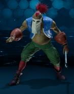 Bandit from FFVII Remake Enemy Intel