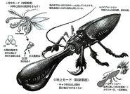 Bite Bug FFVIII Sketch