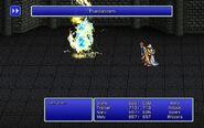EVK using Thunderstorm from FFIII Pixel Remaster